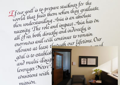 Mission Statement, Liu Asian Institute